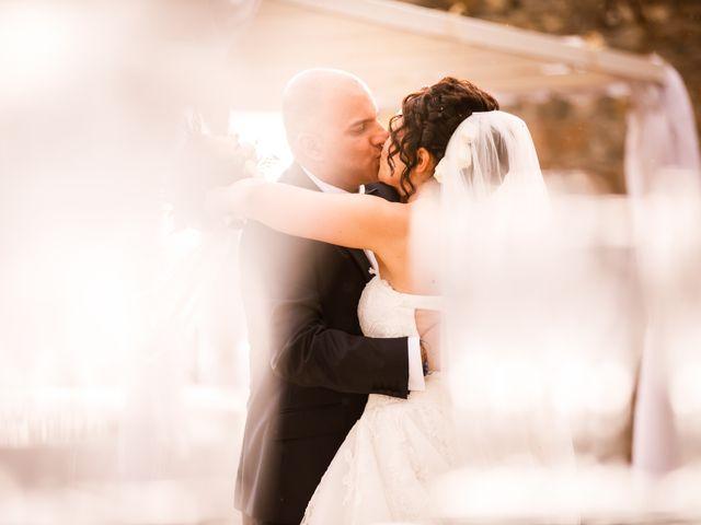 Il matrimonio di Gianluca e Pamela a Casaprota, Rieti 36