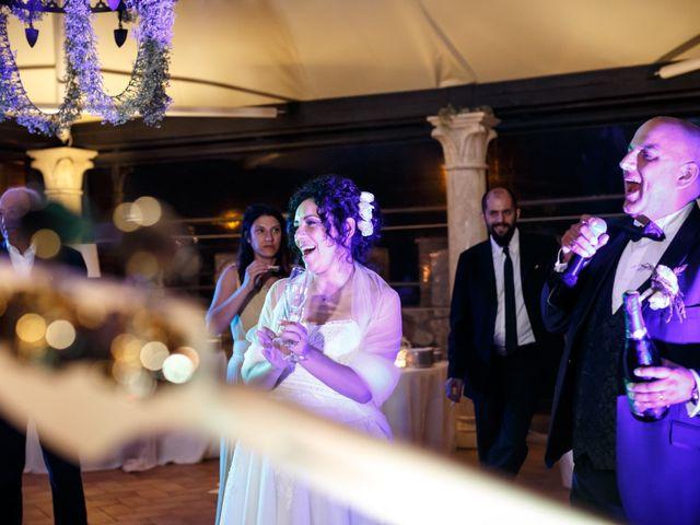 Il matrimonio di Gianluca e Pamela a Casaprota, Rieti 39