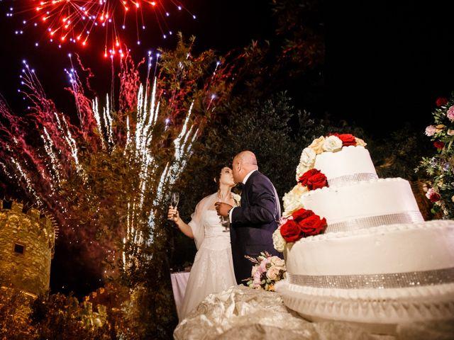 Il matrimonio di Gianluca e Pamela a Casaprota, Rieti 41