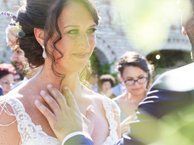 Il matrimonio di Francesco e Cathy a Mogliano, Macerata 20
