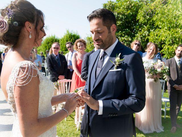 Il matrimonio di Francesco e Cathy a Mogliano, Macerata 21