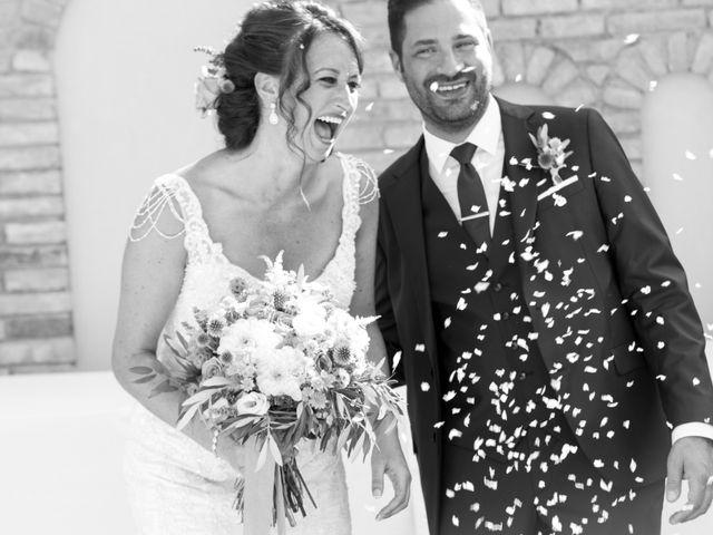 Il matrimonio di Francesco e Cathy a Mogliano, Macerata 23
