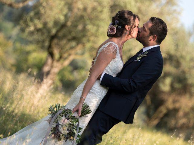 Il matrimonio di Francesco e Cathy a Mogliano, Macerata 25