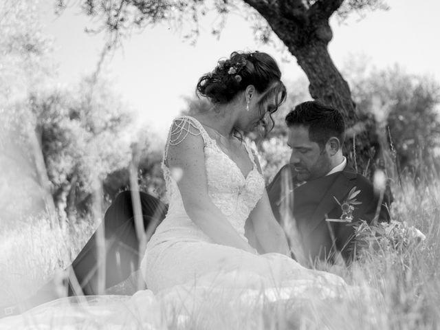 Il matrimonio di Francesco e Cathy a Mogliano, Macerata 27