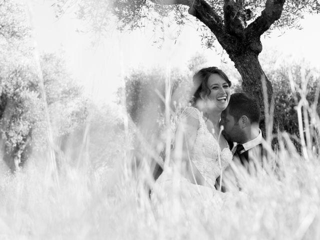 Il matrimonio di Francesco e Cathy a Mogliano, Macerata 28