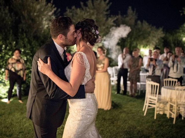 Il matrimonio di Francesco e Cathy a Mogliano, Macerata 32