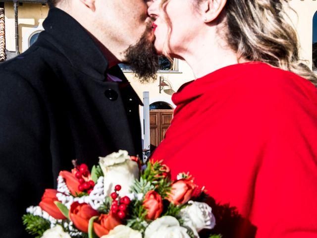 Le nozze di Giorgia e Fulvio