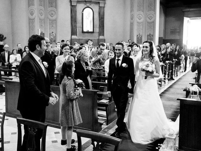 Il matrimonio di Eros e Elisabetta a Cosio Valtellino, Sondrio 20
