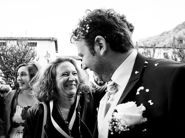 Il matrimonio di Eros e Elisabetta a Cosio Valtellino, Sondrio 30