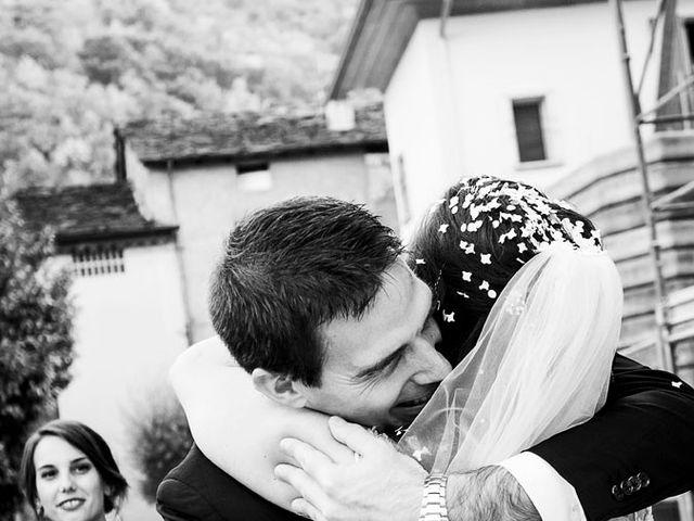 Il matrimonio di Eros e Elisabetta a Cosio Valtellino, Sondrio 31