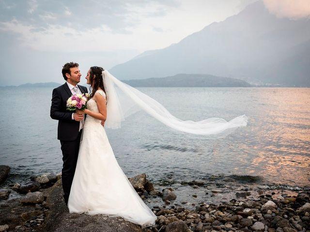 Il matrimonio di Eros e Elisabetta a Cosio Valtellino, Sondrio 35