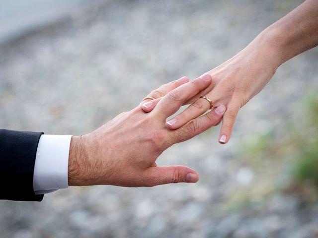 Il matrimonio di Eros e Elisabetta a Cosio Valtellino, Sondrio 37