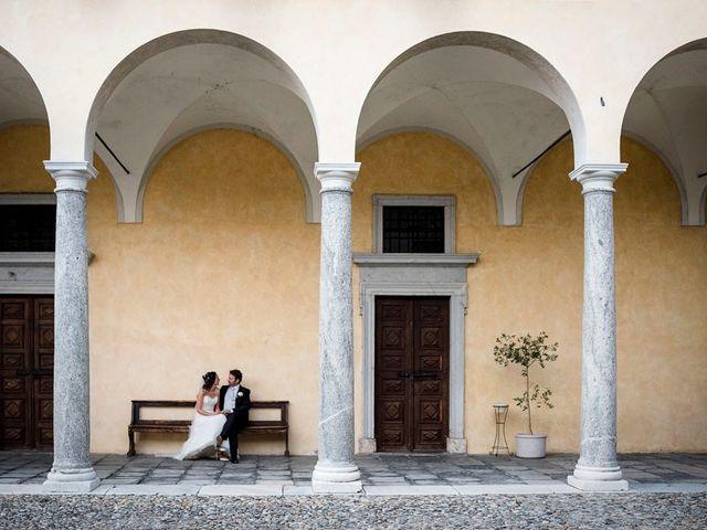 Il matrimonio di Eros e Elisabetta a Cosio Valtellino, Sondrio 40