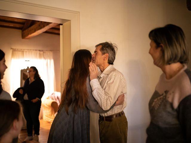 Il matrimonio di Andrea e Sylvia a Gorgo al Monticano, Treviso 1