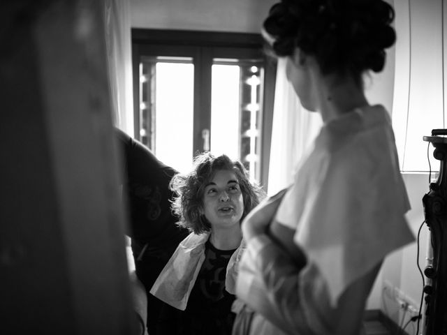 Il matrimonio di Andrea e Sylvia a Gorgo al Monticano, Treviso 8