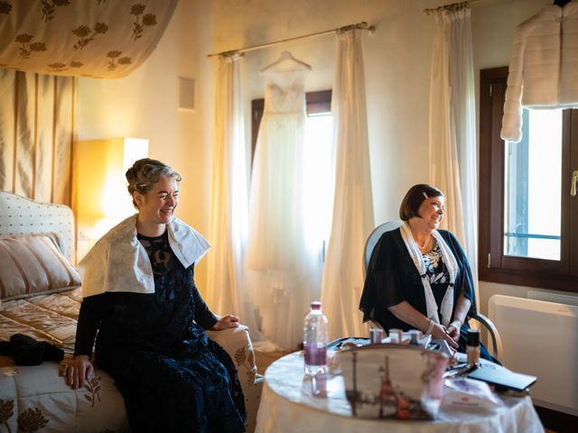 Il matrimonio di Andrea e Sylvia a Gorgo al Monticano, Treviso 13