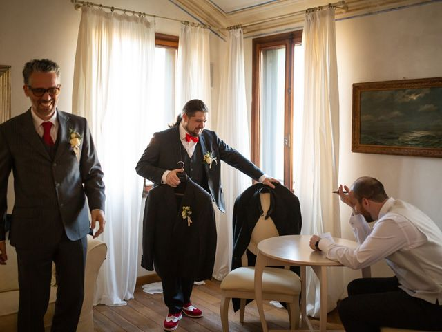 Il matrimonio di Andrea e Sylvia a Gorgo al Monticano, Treviso 23