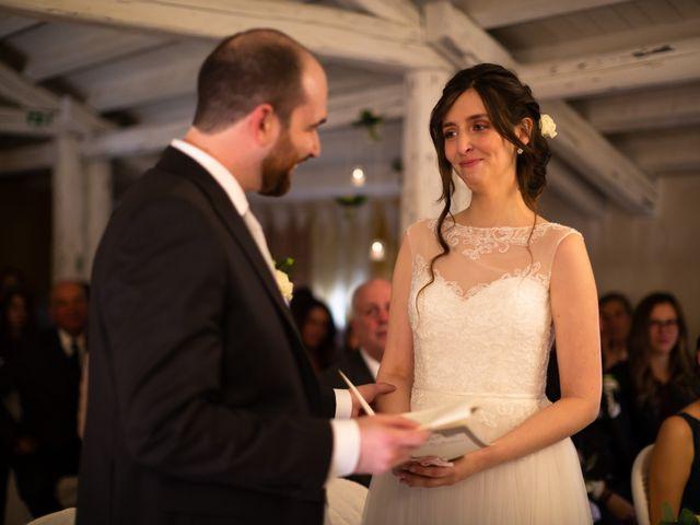 Il matrimonio di Andrea e Sylvia a Gorgo al Monticano, Treviso 36