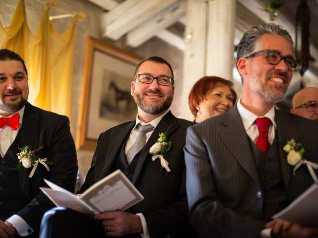 Il matrimonio di Andrea e Sylvia a Gorgo al Monticano, Treviso 37