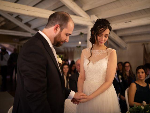 Il matrimonio di Andrea e Sylvia a Gorgo al Monticano, Treviso 40