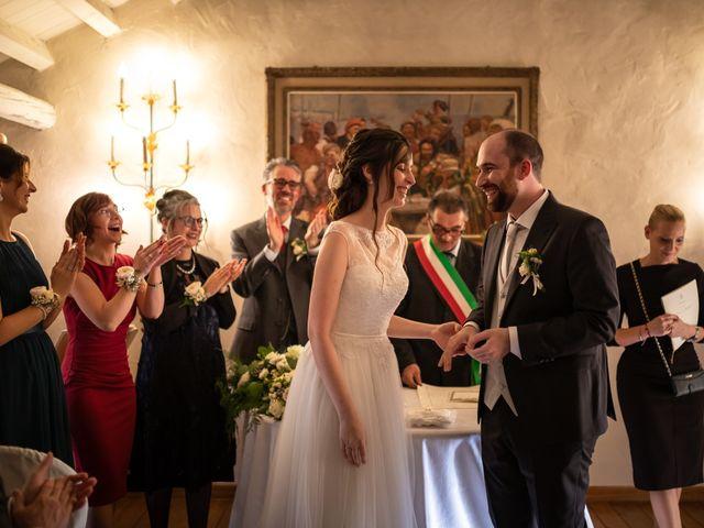 Il matrimonio di Andrea e Sylvia a Gorgo al Monticano, Treviso 42