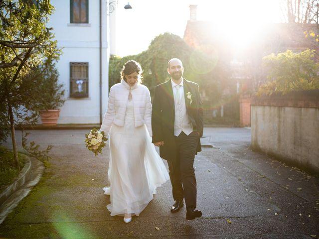 Il matrimonio di Andrea e Sylvia a Gorgo al Monticano, Treviso 48