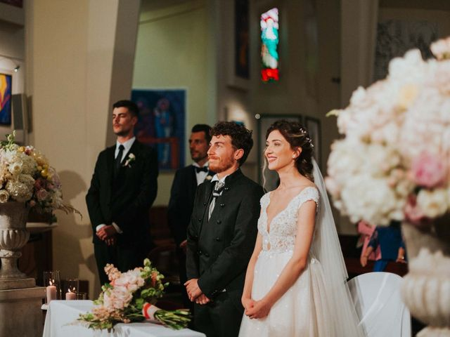 Il matrimonio di Mirko e Letizia a Grottammare, Ascoli Piceno 18