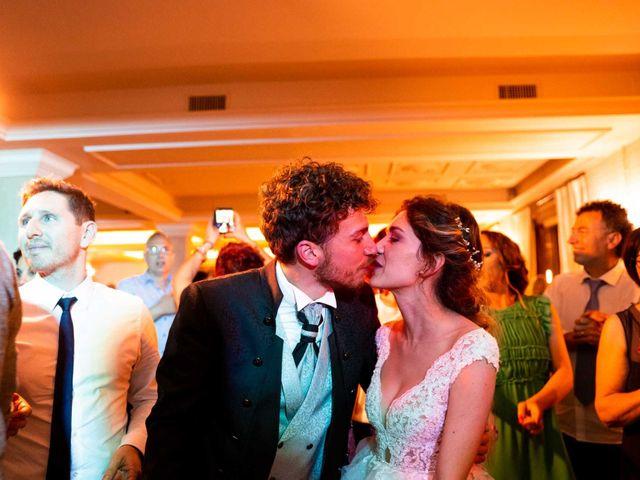 Il matrimonio di Mirko e Letizia a Grottammare, Ascoli Piceno 60