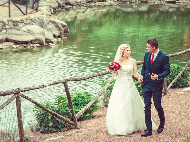 Le nozze di Rossella e Roberto