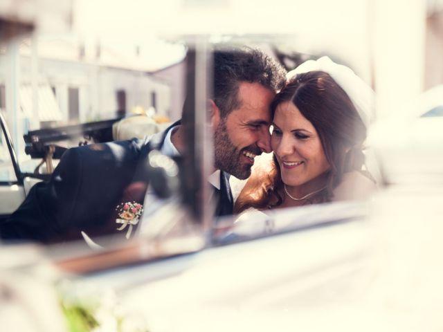 Le nozze di Mariangela e Fabio
