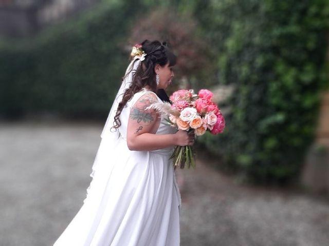 Il matrimonio di Stefano  e Valeria a Rivara, Torino 1