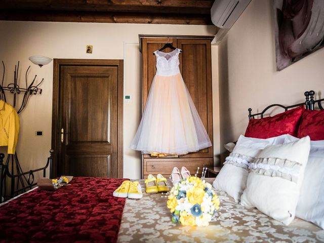 Il matrimonio di Claudio e Arianna a Brescia, Brescia 1