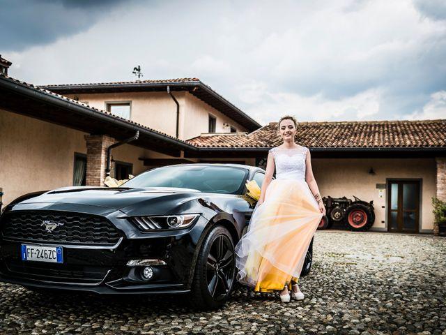 Il matrimonio di Claudio e Arianna a Brescia, Brescia 4