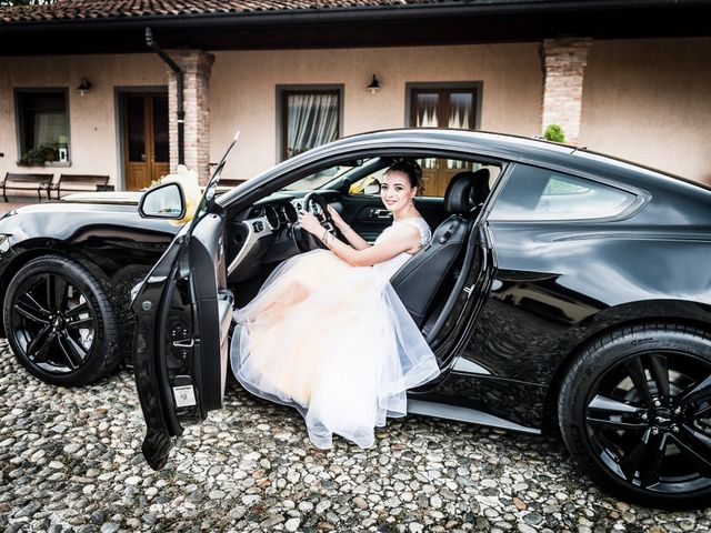 Il matrimonio di Claudio e Arianna a Brescia, Brescia 5