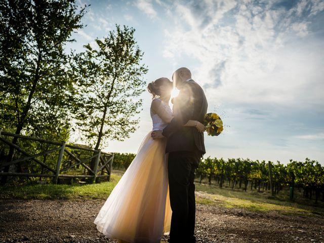 Le nozze di Arianna e Claudio