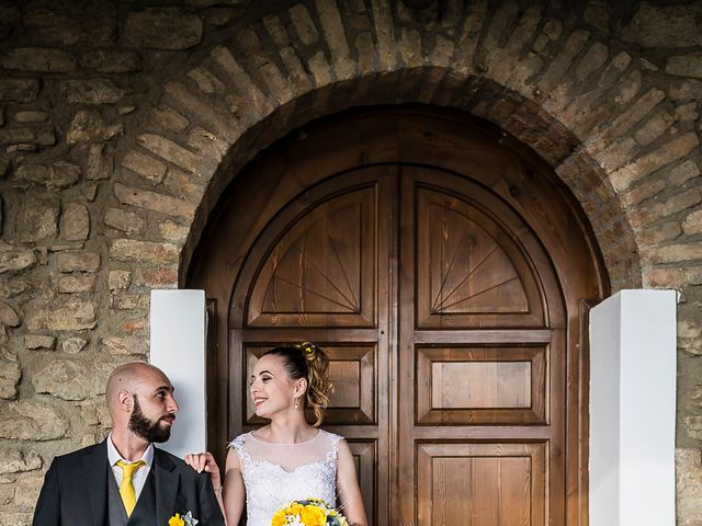 Il matrimonio di Claudio e Arianna a Brescia, Brescia 13