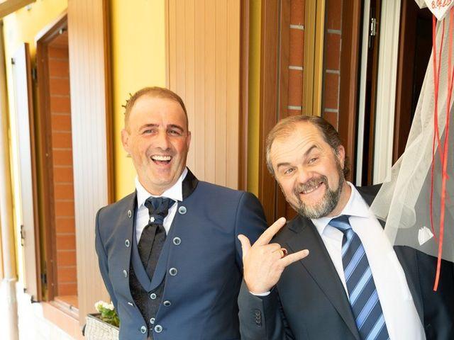 Il matrimonio di Stefano e Marcela a Belfiore, Verona 54