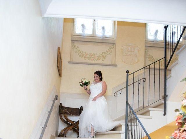 Il matrimonio di Stefano e Marcela a Belfiore, Verona 71