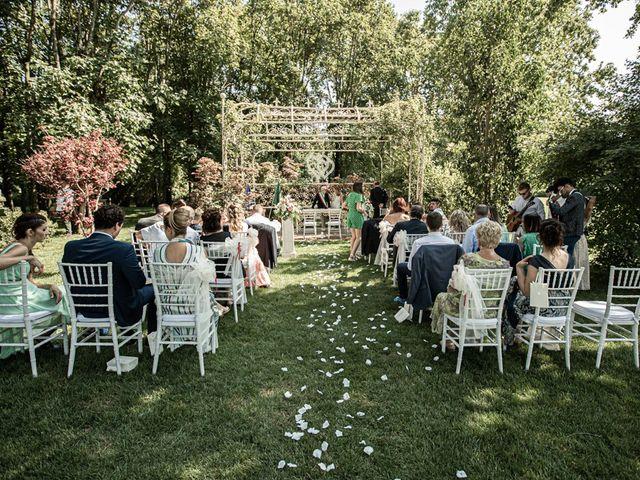 Il matrimonio di Stefano e Marcela a Belfiore, Verona 75