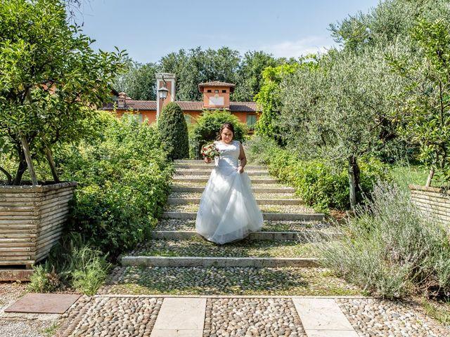 Il matrimonio di Stefano e Marcela a Belfiore, Verona 78