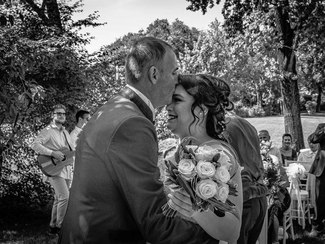 Il matrimonio di Stefano e Marcela a Belfiore, Verona 81