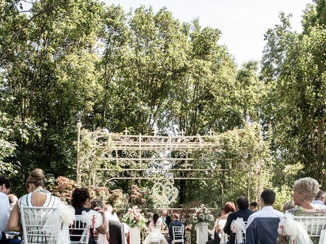 Il matrimonio di Stefano e Marcela a Belfiore, Verona 85