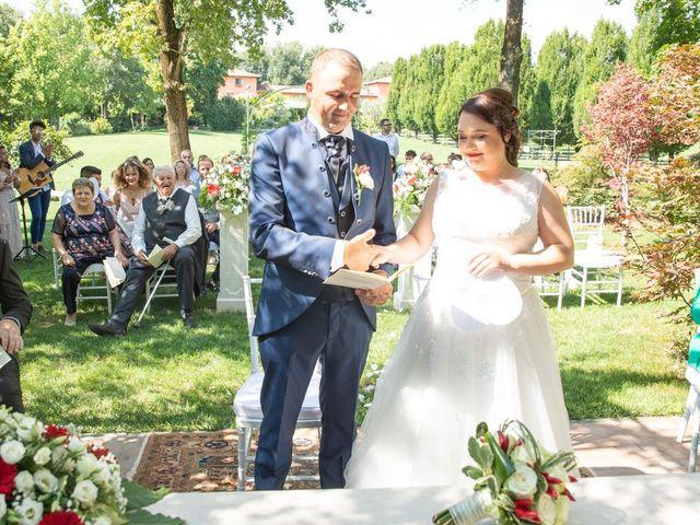 Il matrimonio di Stefano e Marcela a Belfiore, Verona 87