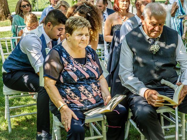 Il matrimonio di Stefano e Marcela a Belfiore, Verona 90