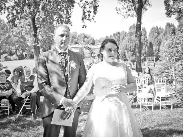 Il matrimonio di Stefano e Marcela a Belfiore, Verona 91