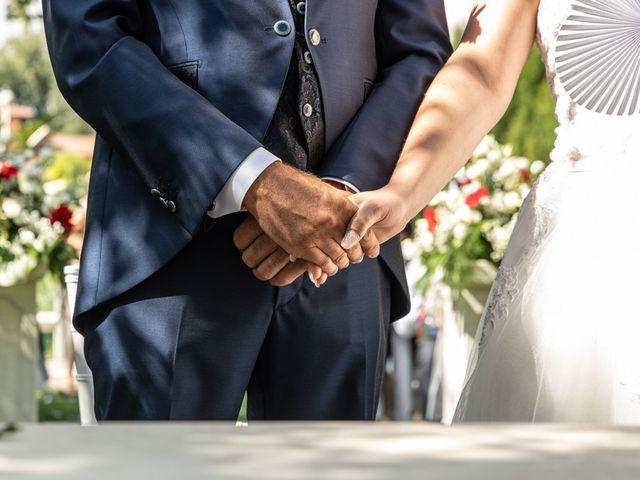 Il matrimonio di Stefano e Marcela a Belfiore, Verona 95