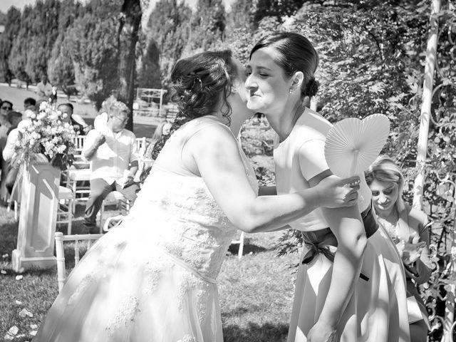 Il matrimonio di Stefano e Marcela a Belfiore, Verona 97