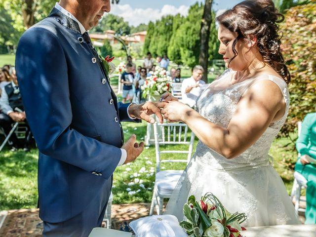 Il matrimonio di Stefano e Marcela a Belfiore, Verona 102