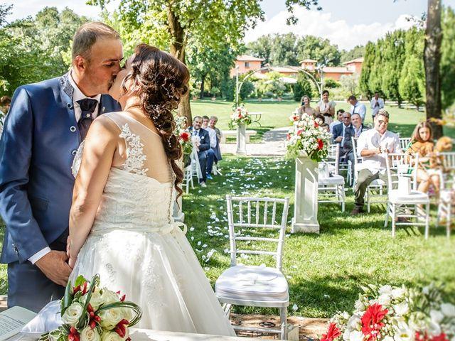 Il matrimonio di Stefano e Marcela a Belfiore, Verona 103