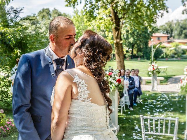 Il matrimonio di Stefano e Marcela a Belfiore, Verona 104